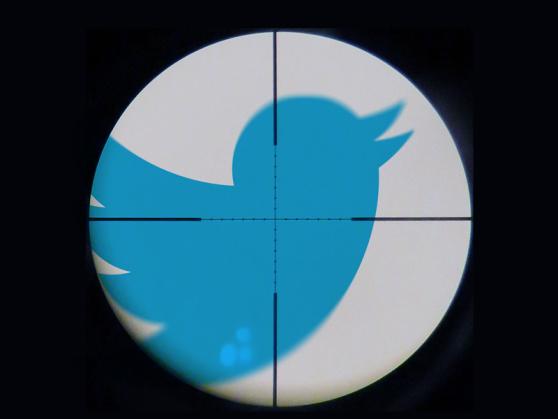 Target Twitter Cracked