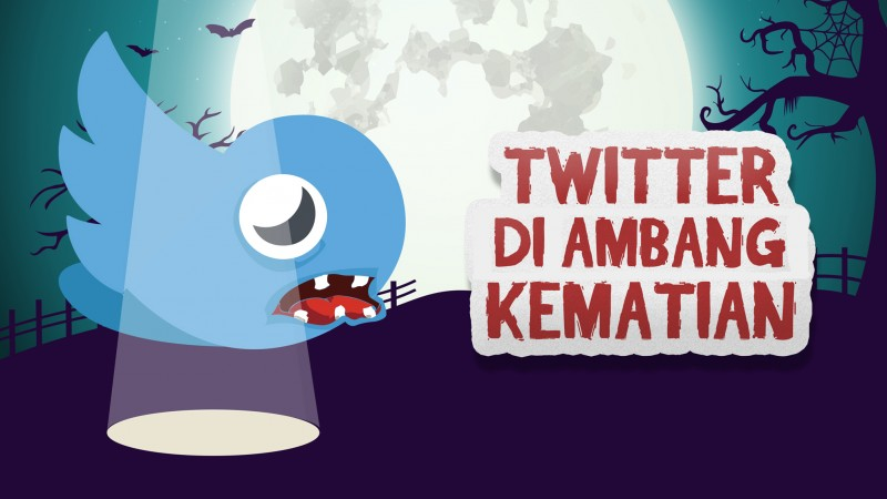Twitter Di ambang Kematian?