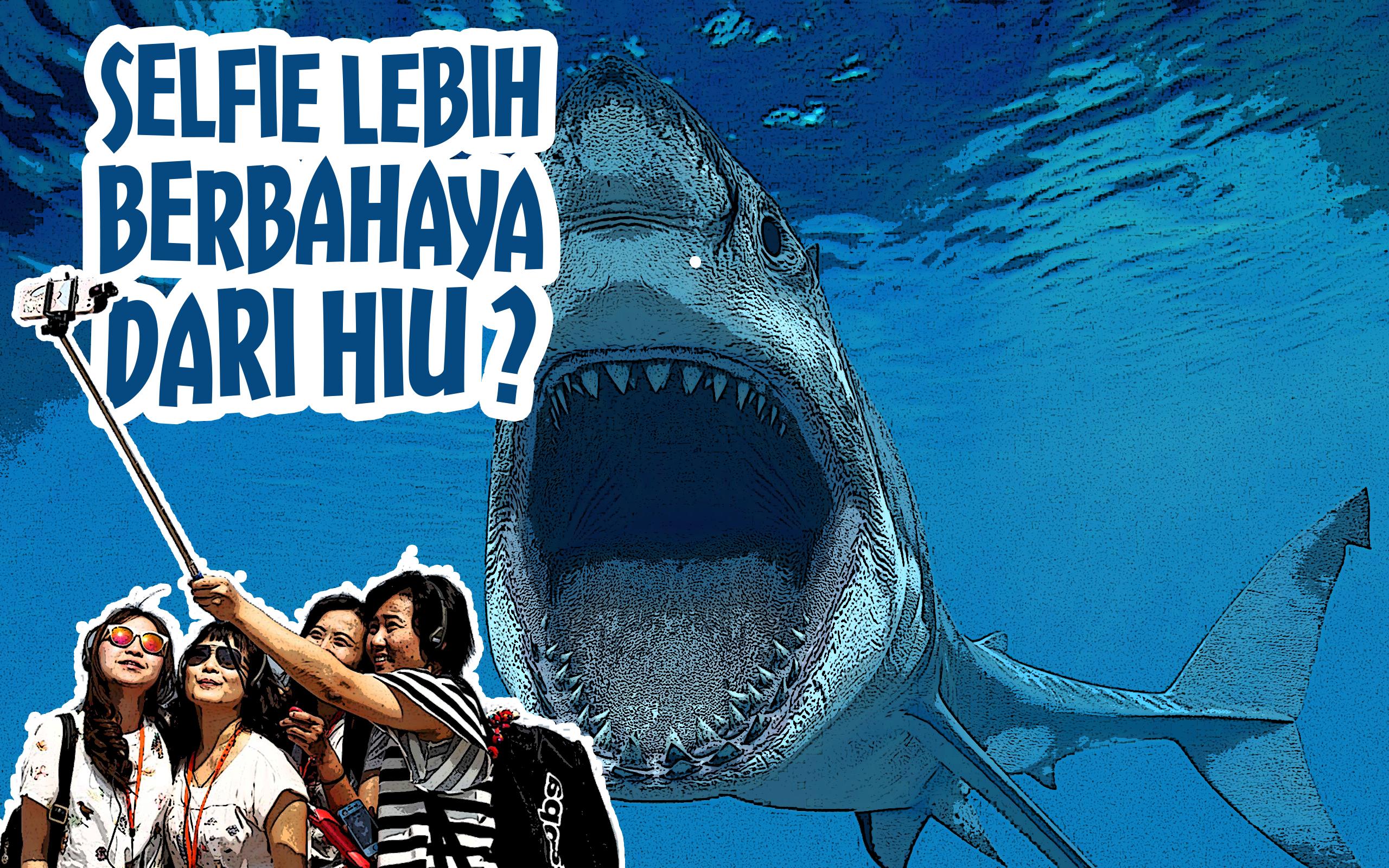 ilustrasi-selfie-lebih-berbahaya-dari-hiu