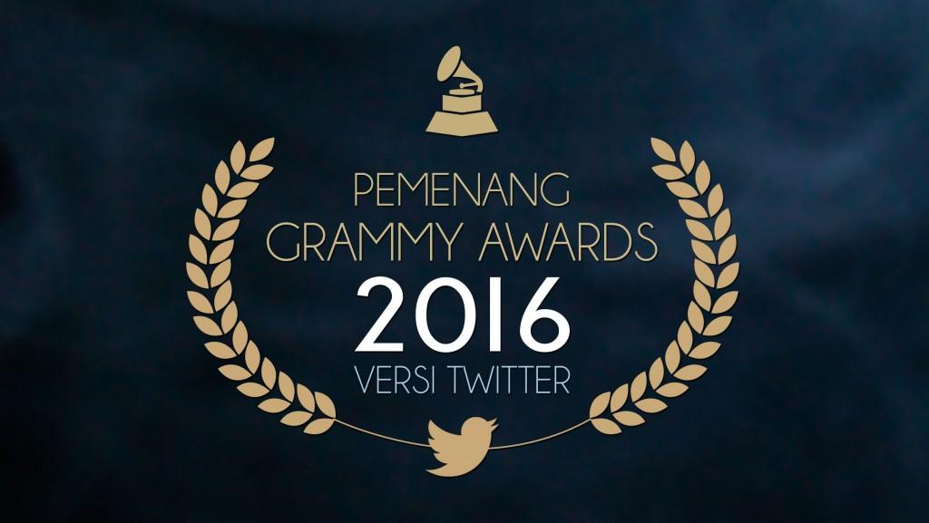 pemenang grammy award versi twitter