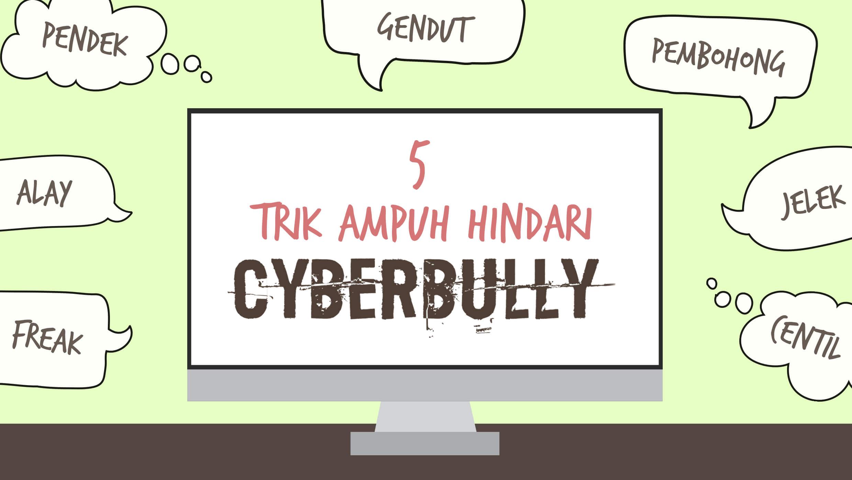 politwika hindari cyberbully